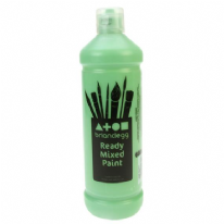Ready Mixed Paint 600ml Leaf Green